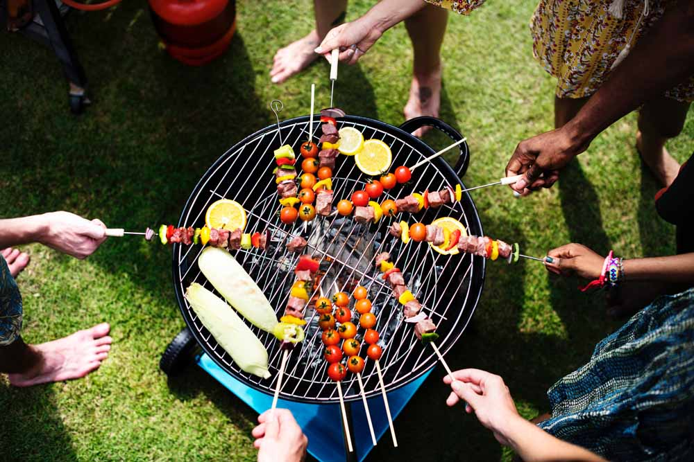 adults-aerial-barbecue-1260310