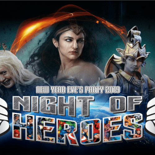 Singgasana Hotels & Resort Makassar Announces Night Of Heroes Nye 2019