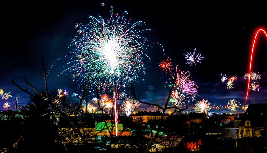 5 Things To Do On New Year's Eve
