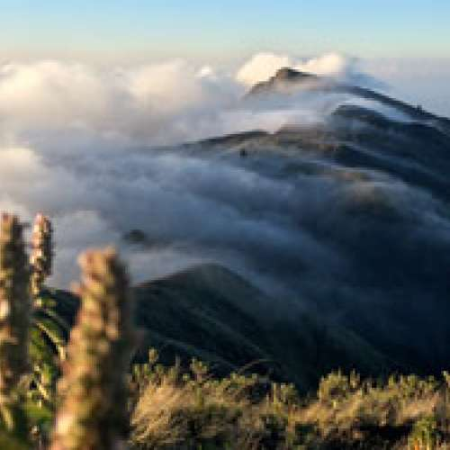 HIKING THE NOTORIOUS TAMBORA