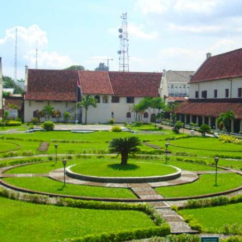 Fort Rotterdam: A Piece of History from the City of Daeng
